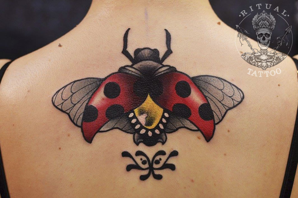 Ritual Tattoo Athens Tattoo Studio